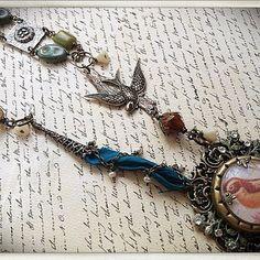 Beautiful jewelry from La Peruana, Cynthia Wainscott of Exotic Peru.