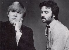 John Candy and Bill Murray