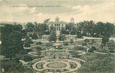BELMONT PARK | Belmont College, Nashville | 1908