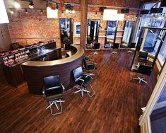 51 Best Salon Flooring Design Images Salon Interior