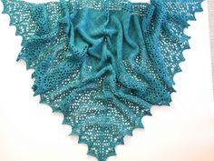 Siuslaw shawl