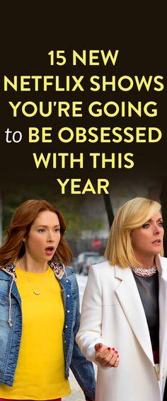 15 New Netflix Shows