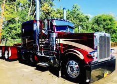 Trucking Industry News & Truck Driver Technology - iTrucker Semi Trucks, Big Rig Trucks, Cool Trucks, Custom Big Rigs, Custom Trucks, Diesel Pickup Trucks, Model Truck Kits, Peterbilt Trucks, Peterbilt 359