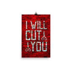 #barber #menshair #barberlife #barbershop #barbers #barbersinctv #barberlove #barbergang #barbering #hairstyle #hairstyles #mensstyle #menstyle #haircut #haircuts #hair #beardoil #barbershopconnect #beardsofinstagram #barbersinc98 #hairstylist Barber Poster, Barber Shop Decor, Barbering, Wall Art, Awesome, Prints, Wall Decor