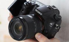A-Mount-Kamera von Sony
