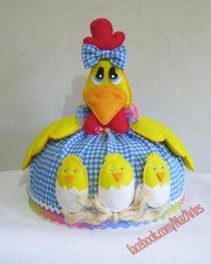 galinha com pintinhos