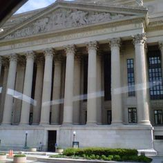 National Archives Building - DC