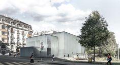 Pavillon de la Danse Genève_Pierre-Alain Dupraz Architecte
