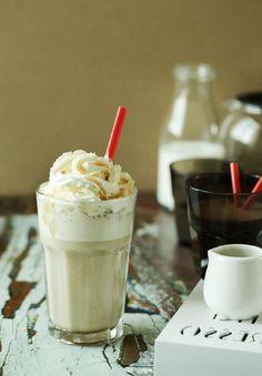 caramel frappiccino