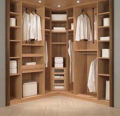 Armario vestidor a medida 4 :: Vestidores madera :: Vestidores :: Tienda Muebles…