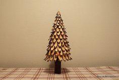 NAAR DE NOORDERZON - ONDERWEG NAAR EEN ANDER LEVEN: Kerstboom maken