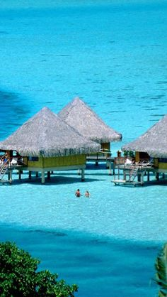 Bora-Bora - 15 ways to travel for free , never boring there!