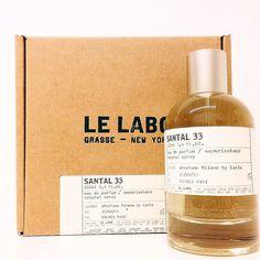 New love SANTAL 33 By Le Labo #Lelabo #santal33 #parfume #view #newyork by enricoy_isap