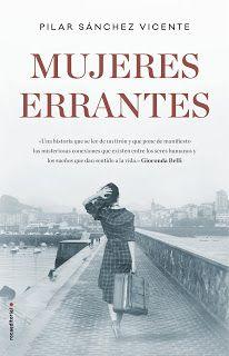 Los libros de Dánae: Mujeres errantes.- Pilar Sánchez Vicente