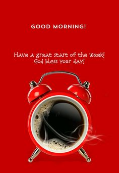 Good morning! Morning Wish, Graphic Design Posters, Alarm Clock, Iphone Wallpaper, Tableware, Sunday, Posts, Coffee, Friends