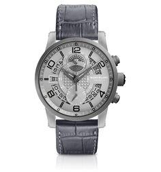 Montblanc presents:Montblanc TimeWalker TwinFly Chronograph GreyTech Edici�n limitada - 888 piezas
