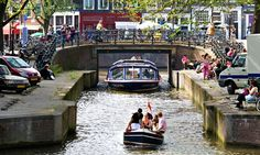 Free things to do in Amsterdam.