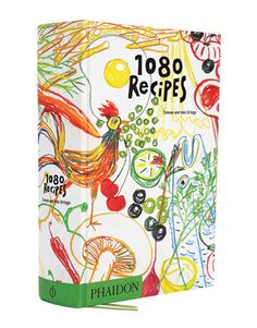 1080 Recipes. 'The book's chief pleasures may be visual, and derive from the illustrations of Javier Mariscal, a Spanish graphic designer and illustrator'