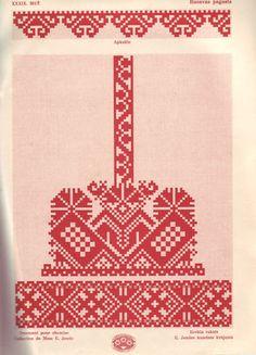 Latvian ornaments & charts - Monika Romanoff - Picasa Web Albums (149 of 156)