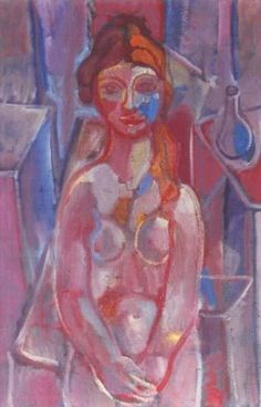 Wols: Fine Arts, After 1945 in Europe | The Red List