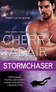 The Book Review: Stormchaser by Cherry Adair- Feature and Review