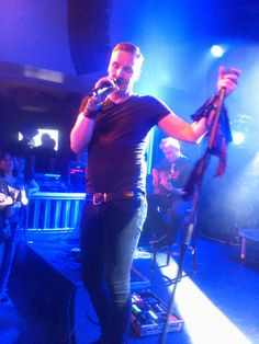Poets of the Fall in Casino, Helsinki 14.04.2015 (part 2 of the pics)