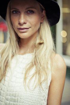 Poppy Delevigne London Fashion Week