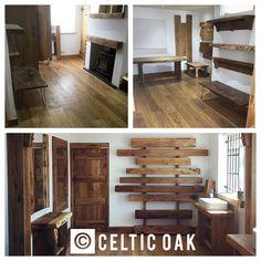 solid oak flooring, washstands, oak beams ,tables and much more. Fireplace Beam, Oak Flooring, Range Cooker, Ceiling Beams, Solid Oak, Shelving, Tables, Wood, Furniture