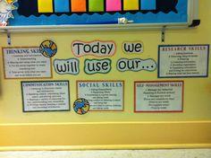 A PreK3 IB classroom...this teacher has some amazing ideas!