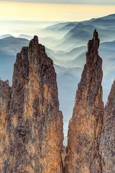 Rock formation at La Grigna |Lombardy,Italy by Davide Seddio