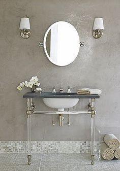 bathrooms decor from spain | Heidi Claire: Ultimate Bathroom Post