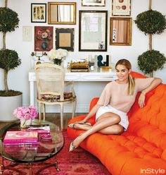 Take a Tour Lauren Conrad's Gorgeous Condo