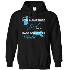 (NHJustXanh001) Just A New Hampshire Girl In A Massachusetts World, Order HERE ==> https://www.sunfrog.com/Valentines/-28NHJustXanh001-29-Just-A-New-Hampshire-Girl-In-A-Massachusetts-World-Black-Hoodie.html?id=47756 #christmasgifts #xmasgifts #newhampshire