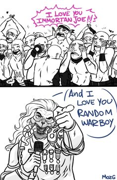 """mozg-art: """" THIS """" Critical Role Characters, Fictional Characters, Mad Max Fury Road, Tv Show Games, Mad World, Cartoon Crossovers, About Time Movie, Book Nerd, Funny Comics"""
