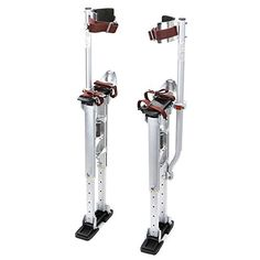 "GypTool Adjustable Height Professional Drywall Taping, Finishing, & Painting Stilts: 15"" - 23"" GypTool http://smile.amazon.com/dp/B00JMP1BRU/ref=cm_sw_r_pi_dp_HYvsvb0W2178X"