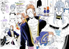 All Anime, Anime Guys, Black Clover Manga, Stray Dogs Anime, Black Cover, Ereri, Itachi, Fan Art, Cartoon