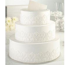 This Wedding Cake Card Box will make a stunning addition to your guest signing table at your wedding reception site.