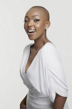 South Africa's Avon Face Of Beauty - Pabi Moloi