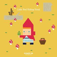Red Riding Hood by Elizabeth Soo, 2014