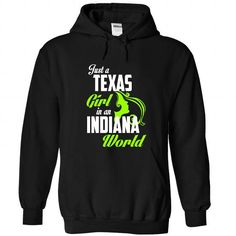 TEXAS-INDIANA girl 05Lime - #wedding gift #cute gift. LIMITED TIME PRICE => https://www.sunfrog.com/States/TEXAS-2DINDIANA-girl-05Lime-Black-Hoodie.html?68278