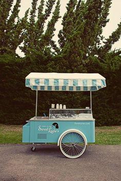Ice cream vendor