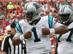 Cam Newton...one of my favorite Auburn Tigers (all-time)...