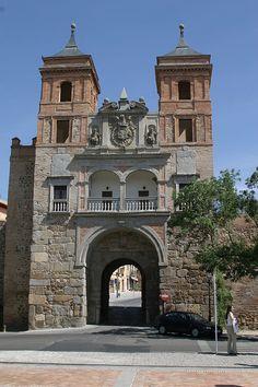 Toledo Puerta del Cambrón