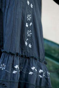 1-187 Vestido Estilo Boho. Ropa Exclusiva Kimscut Collection (4)