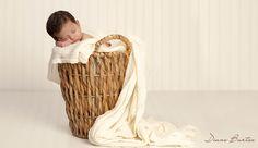 Precious Newborn Boy   Newborn Boy Photos   Newborn Basket Pose   Newborn Photography   Riverside Newborn Photographer