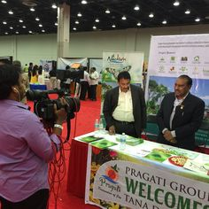 Glimpses of Pragati Group realty stall at 20th TANA National Conference held at Detroit, USA from 2nd July- 4h July, 2015. Pragati Group launched three residential projects at the event. Pragati presents Nachura, premium garden homes at Proddutoor village, abutting Pragati Biodiversity Knowledge Park in Shankarpally mandal of Ranga Reddy district. Nachura sprawls over 121.5 acres, comprising of 222 garden homes around a 90 acre natural lake. Pragati Yadrarushi at Mallapur in Yadadri and…