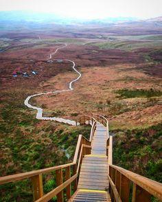 Cuilcagh Mountain - Ireland