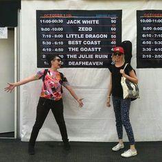 The Julie Ruin 2014 Kathleen Hanna, Bikini Kill, Little Dragon, Jack White, Music, Musica, Musik, Katheryn Winnick, Muziek