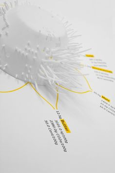Infographics get 3D Printed