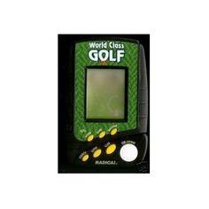 World Class Golf Handheld Electronic Game (Toy)  http://www.amazon.com/dp/B002OXFF06/?tag=technewspuls-20  B002OXFF06